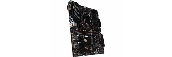 GPU, CPU, Mainboard und Co