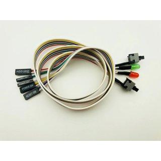 Power Switch Mainboard mit Reset und 2 LED´s