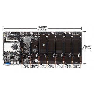 BTC-T37 Mining Mainboard für 8 GPU
